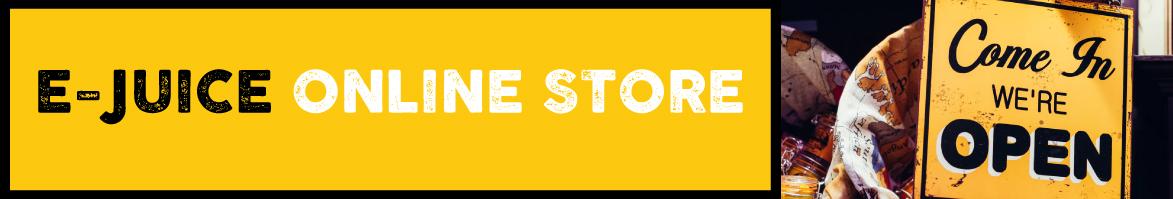 E Juice Online Store