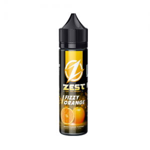 zest juice fizzy orange