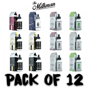The Milkman Super Saver Pack 2