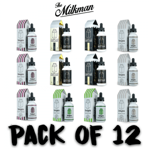 The Milkman Super Saver Pack 3