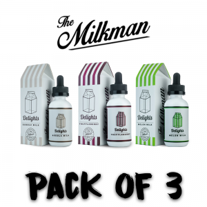 The Milkman Triple Pack 1