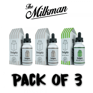 The Milkman Triple Pack 2