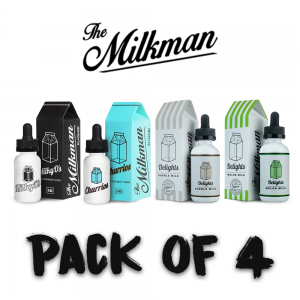 The Milkman Saver Pack 2