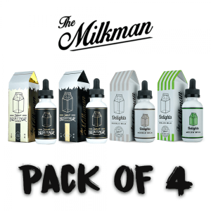 The Milkman Saver Pack 3