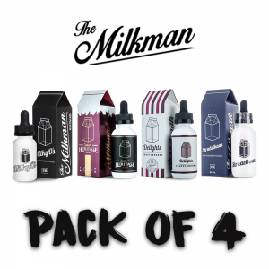 The Milkman Saver Pack 4