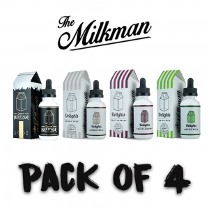 The Milkman Saver Pack 5