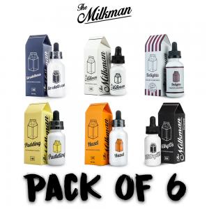 The Milkman Mega Saver Pack 1