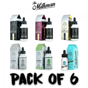 The Milkman Mega Saver Pack 2
