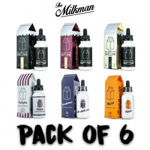 The Milkman Mega Saver Pack 3