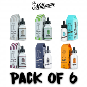 The Milkman Mega Saver Pack 4