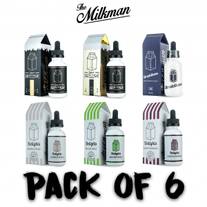 The Milkman Mega Saver Pack 5