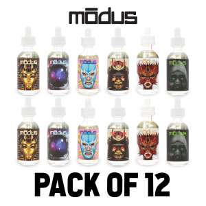 Modus Vapors Super Saver Pack 1