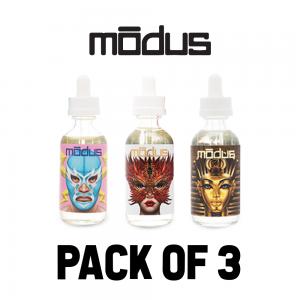 Modus Vapors Triple Pack 1