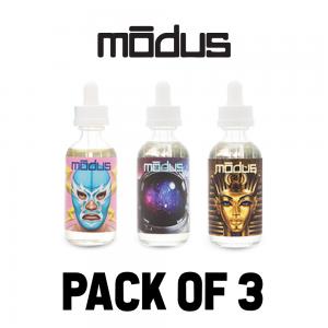 Modus Vapors Triple Pack 2