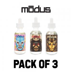 Modus Vapors Triple Pack 3
